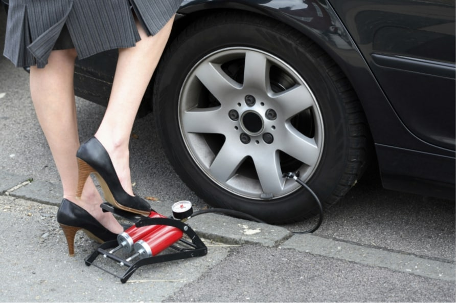 Preventing Tire Blow-Outs