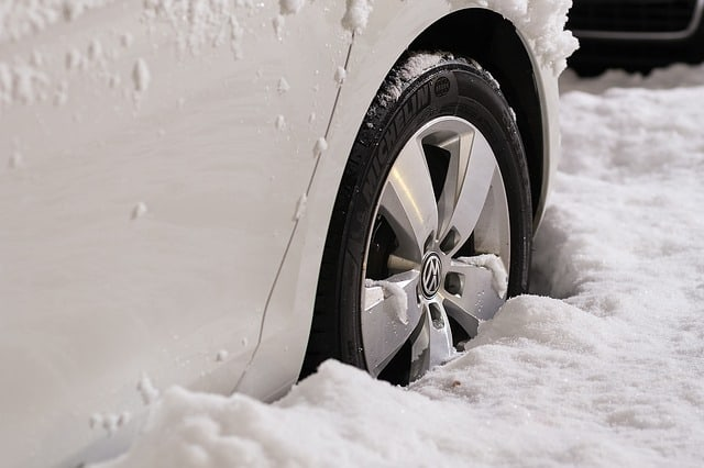 Your Car Stuck in Mud or Snow? Here's What To Do