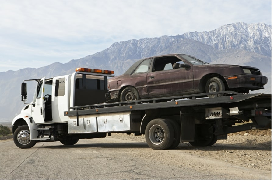 Top 3 Things To Do When You Call A Tow Truck